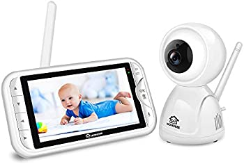 Wohome LY-129 Video Baby Monitor with Camera and Audio