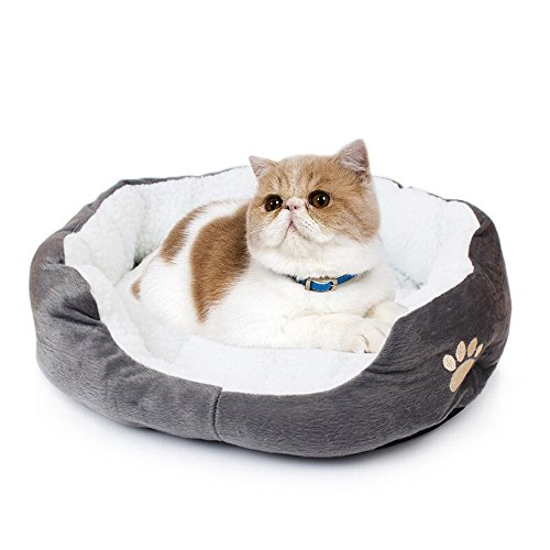 Saflyse Lovely Pet | Kattenmand | Grijs