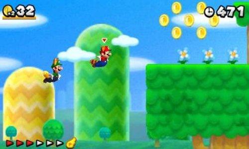 『New スーパーマリオブラザーズ 2 - 3DS』の3枚目の画像