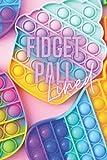 Pop It Notebook - School Journal - Fidget Toy...