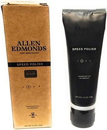 Allen Edmonds Men s Speed Polish Shoe Black One Size 0X US product image