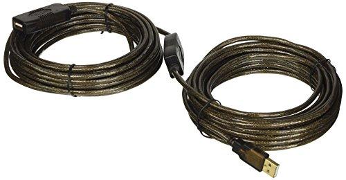 Delock Kabel USB 2.0 Verlängerung, aktiv 15 m