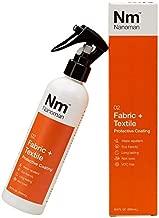 NANOMAN Shoe Protector Spray - Water Repellent/Waterproof Suede Shoes, Leather, Canvas, Nubuck & Fabric Boots. Latest Hydrophobic Nano-Tech Formula. Eco-Friendly. Stops Snow & Slush.