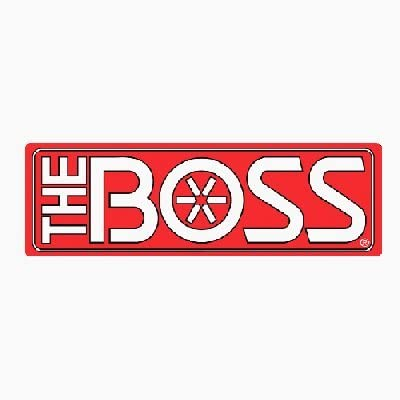 Challenge the lowest price Boss Part # MSC17500-10FT DXT Front Blade Atlanta Mall Decal Sticker of