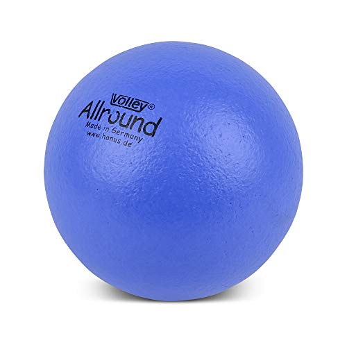 Palla in schiuma VOLLEY Allround - 180 mm - blu