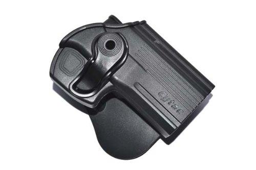 Noga Pistolen-Holster, passend für die meisten Pistolen, Schwarz