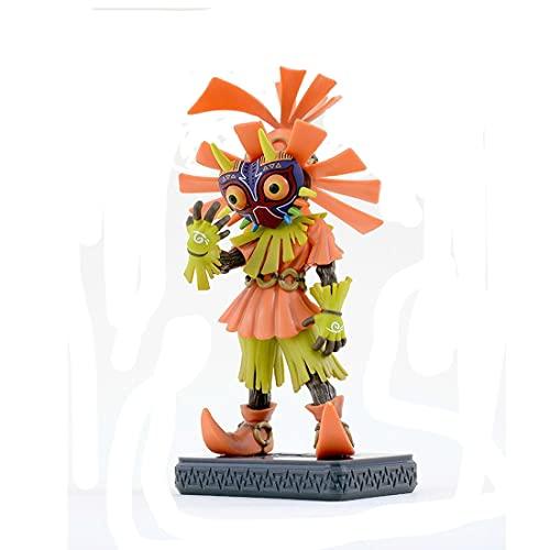 Jinwe The Legend of Zelda Figur Zelda Majora's Mask Gift Box Limited Edition