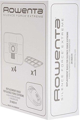 Rowenta Sac à poussière ZR 0020 EAN : 3221613012601