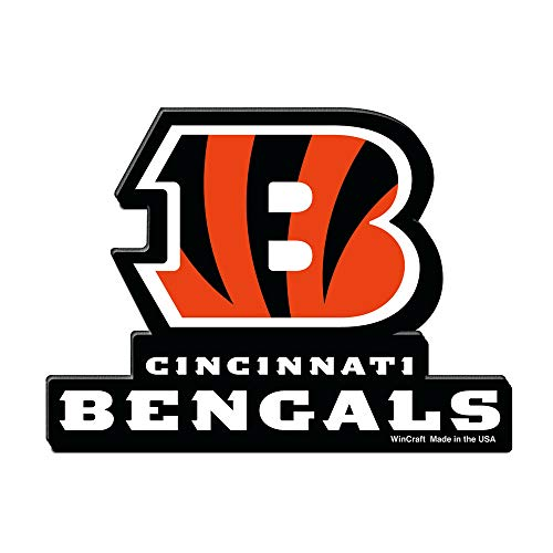 Wincraft NFL Cincinnati Bengals Premium Magnet