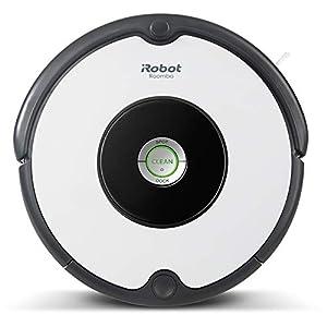 iRobot Roomba 605 Robot aspirador eficaz en suelos y alfombras, tecnología Dirt Detect, limpieza en 3 fases, 33 W, 60 Decibelios, Varios