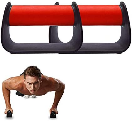 Nonbrand Push Up Bars Handles OFFicial Very popular! store Stands Gym Fitness Upper for Home