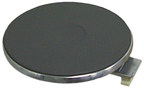 EGO 12.18453.025 - Placa de cocina para Küppersbusch LEH605, LEH405, Palux Maxima-700-850,...