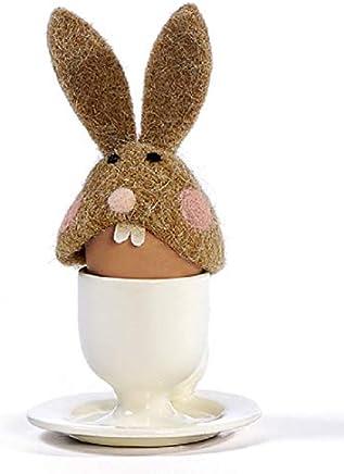 Preisvergleich für Import Eierwärmer Hase Eggy Preis für 2 Stück