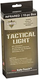 Tac Shield Tactical 8 Hour Light Stick (10-Pack)