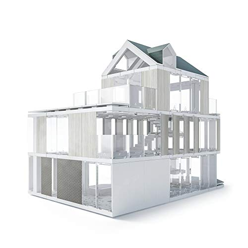 Arckit 180 Architect Model Building Kit (350 Piece)