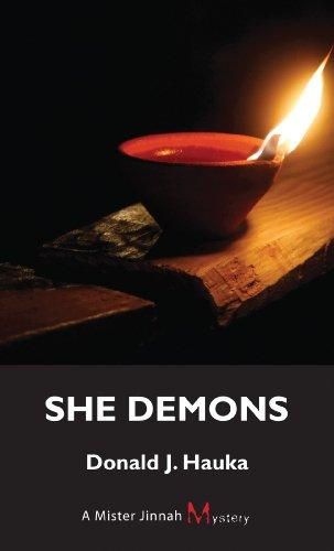 She Demons: A Mister Jinnah Mystery (English Edition)