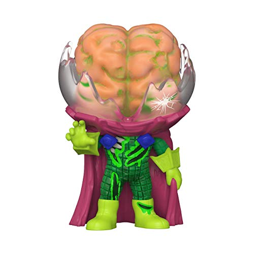 Funko- Pop Marvel Zombies-Mysterio Figura Coleccionable, Multicolor (49124)