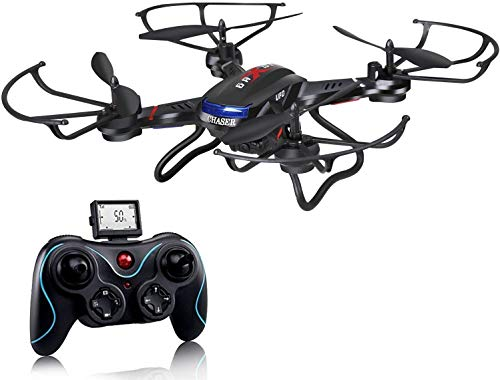 Holy Stone F181C RC Quadcopter Drone with HD Camera RTF 4...