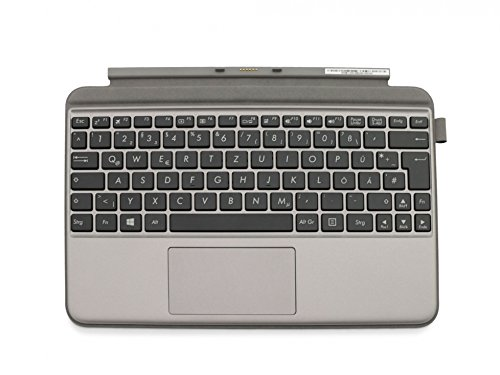 ASUS Transformer Mini T102HA Original Tastatur inkl. Topcase DE (deutsch) schwarz/grau