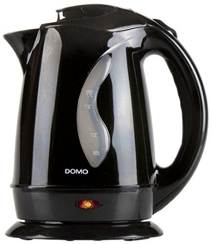 Domo DO-9019WK DO9019WK BOUILLOIRE ELECTRIQUE, 2200 W, Noir