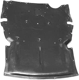 Koolzap For 12-18 BMW 2/3/4-Series Front Engine Splash Shield Under Cover Undercar BM1228172