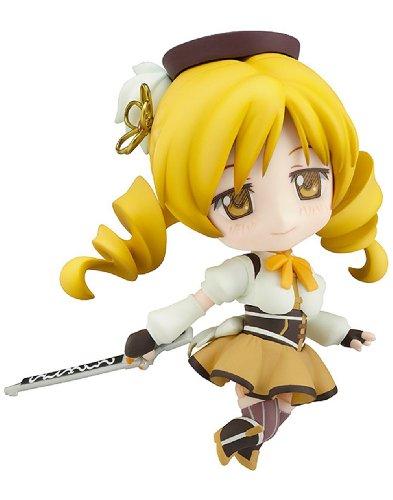 Nendoroid Tomoe Mami (10 cm PVC Figure) Good Smile Company Puella [JAPAN] (japan import)