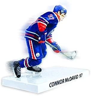 NEW Connor McDavid Edmonton Oilers 2015//16  NHL 6/' Action Figure Imports Dragon