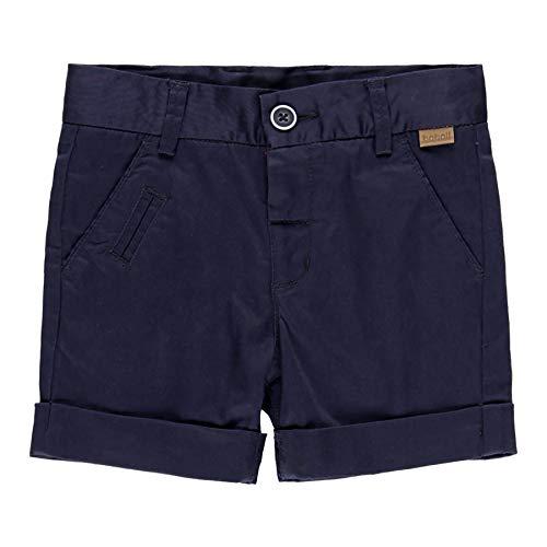 Boboli Junge Kurze Hose elastisch 719052, Navy (98)