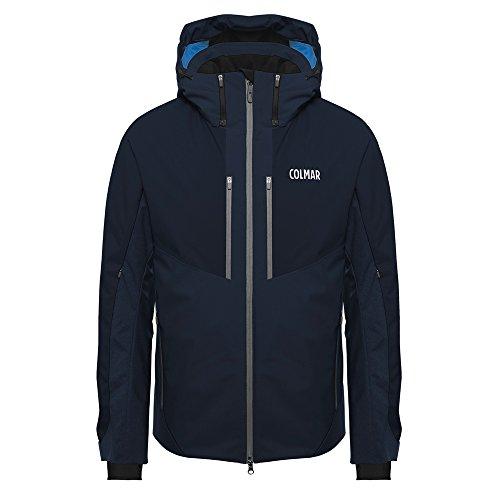 Colmar Whistler Ski Jacket, Giacca Uomo, Black, 54