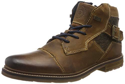 bugatti Herren 321622383269 Klassische Stiefel, Braun, 40 EU