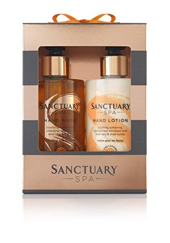 Sanctuary Spa Every Moment Matters - Set regalo con sapone e lozione, 250 ml, confezione da 2