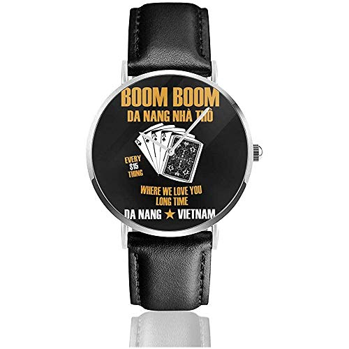 Unisex Business Casual Full Metal Jacket Boom Boom Da Nang Te Amamos...