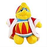 Yzhome Anime Star Kirby Plush King Dedede Plush Toy 25 Cm,Linda Almohada De Felpa Suave Baby Plush...