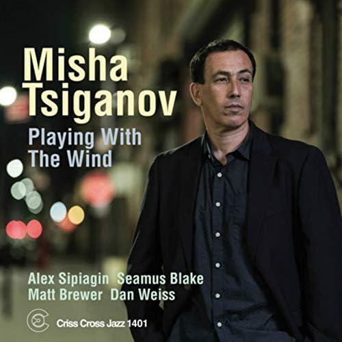 Misha Tsiganov feat. Dan Weiss, Matt Brewer, Alex Sipiagin & Seamus Blake