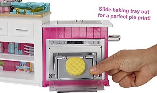 Ensemble de Cuisine Barbie Ultime - FRH73 - 3