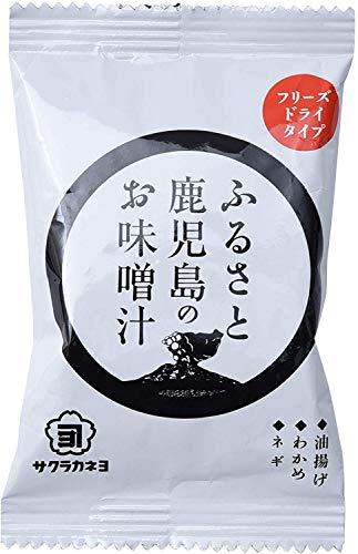 吉村醸造 サクラカネヨ フリーズドライ わかめ 味噌汁 9.2g ×5個