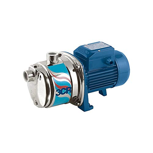 Stainless Steel 304 Multi Stage Centrifugal Pump 4CRm80N 0,75Hp 230 4CR Pedrollo