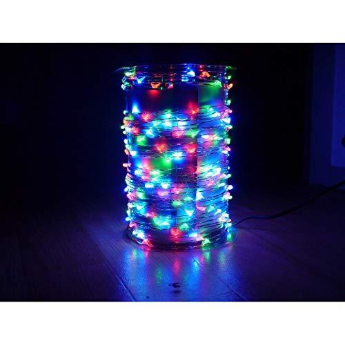 AC-Déco Guirlande Cascade intérieur 200 LED - 150 cm - Multicouleur