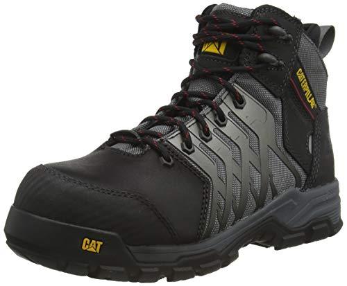 Cat Footwear Induction Nt S1P, Botas de Construcción para Hombre