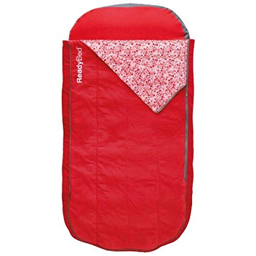 Deluxe Junior ReadyBed - Inflatable Kids Air Bed and Sleeping Bag in one