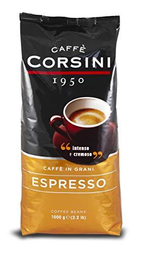 Caffè Corsini in Grani Espresso, Intenso e Cremoso, 1kg