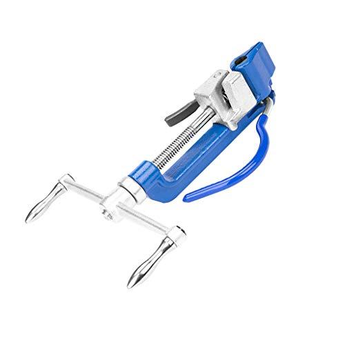 B Baosity RVS spanbuis klemmen Spin Tight Strapping Banding Tool Spiraal RVS Kabelbinders, Anti-veroudering, Anti-Corrosie