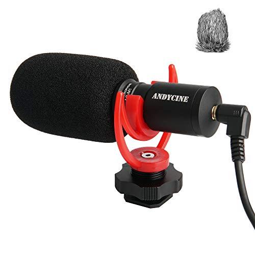 microfono de camara canon fabricante ANDYCINE