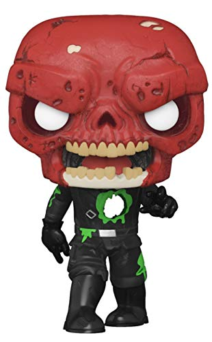 Funko Zombie Red Skull POP! Marvel Zombies Collector Corps