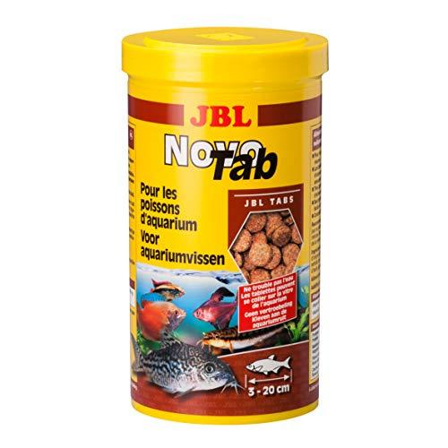 JBL NovoTab Futter für Aquaristik, 1 l