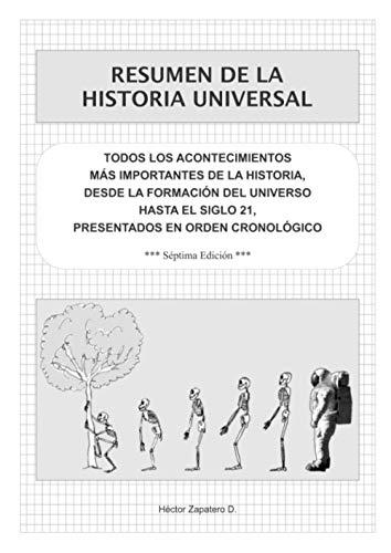 Resumen de la Historia Universal: Desde la Formación del Universo hasta...