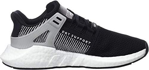 ADIDAS Herren Eqt Support 93/17 Sneaker, Schwarz (Core Black/Core Black/Ftwr White), 42 2/3 EU (  8.5 UK  )