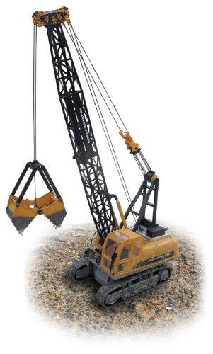 RC Baufahrzeug kaufen Baufahrzeug Bild 1: Carson 500907201 - 1:12 Seilbagger, 2.4 GHz, 100% RTR*