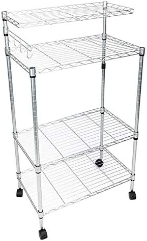 mytunes Manufacturer regenerated product US 4Tier Kitchen Bakers Storag El Paso Mall Microwave Oven Rack Stand