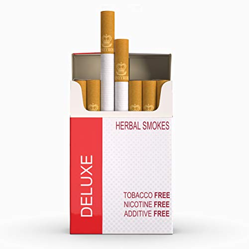 Honeyrose DELUXE Tobacco & Nicotine Free Herbal Sticks